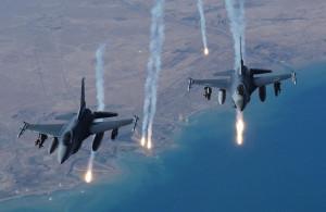 مقاتلات أميركية تشنغارات جديدة ضد داعش في العراق – أرشيفية