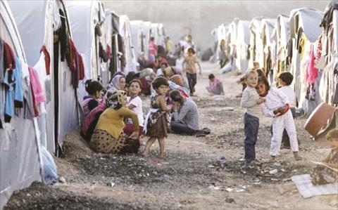 يواجه السكان مخاطر المجاعة في مناطق النزاعات