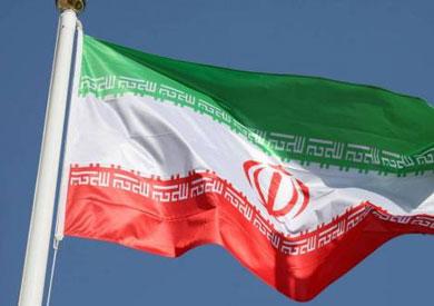علم دولة إيران