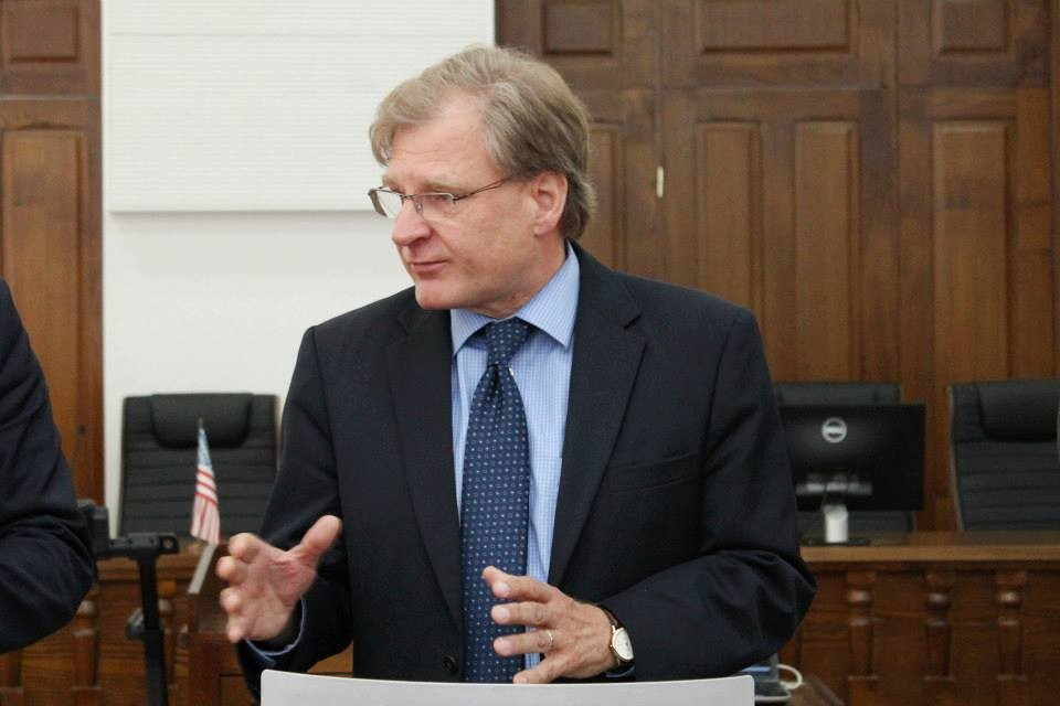السفير الأمريكي في ليبيا ريتشارد نورلاند