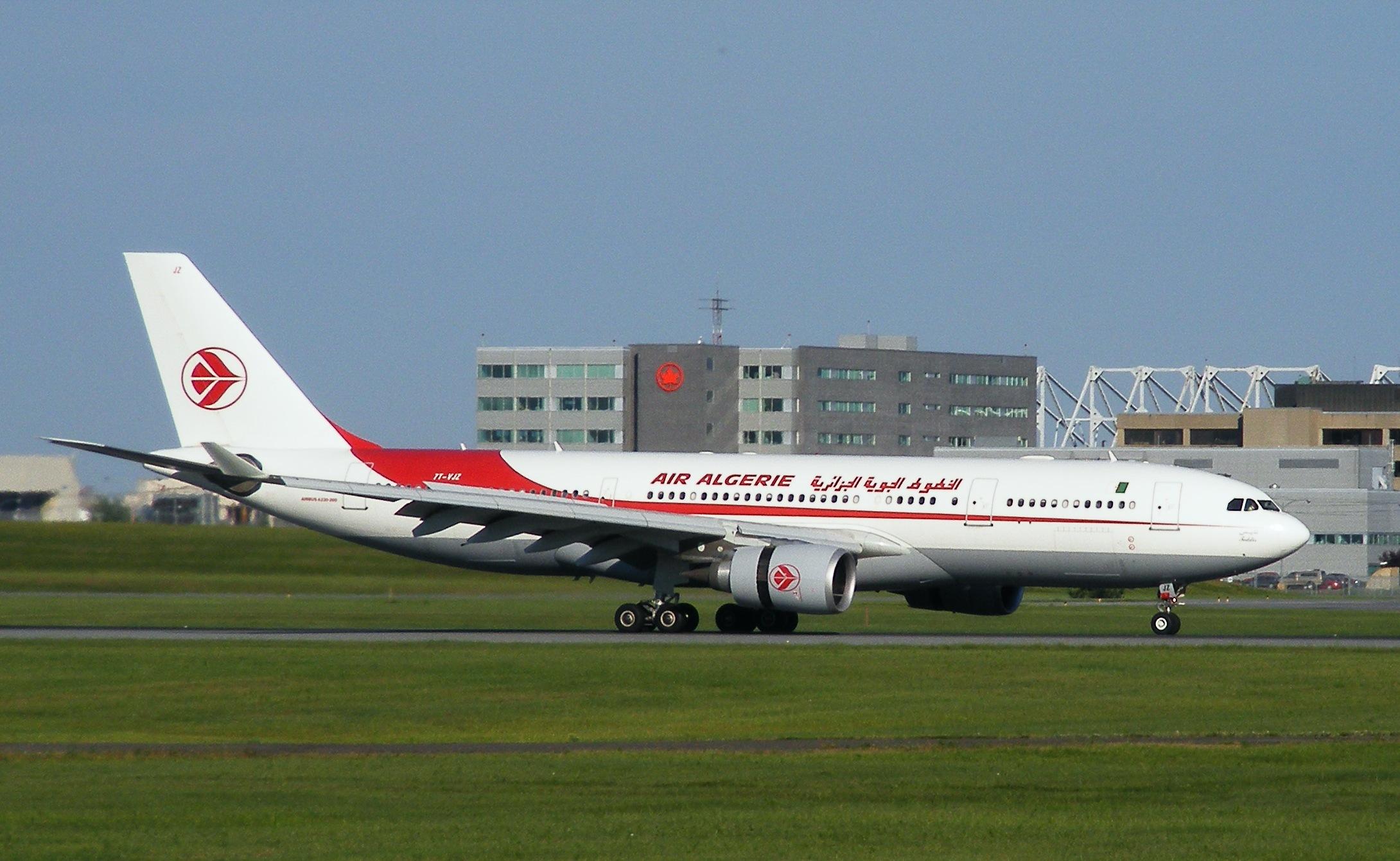 شركة الخطوط الجوية الجزائرية