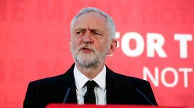زعيم حزب العمال البريطاني