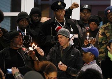 شيكاغو.. تظاهرات تطالب بالعدل في قضية مقتل شاب أسود