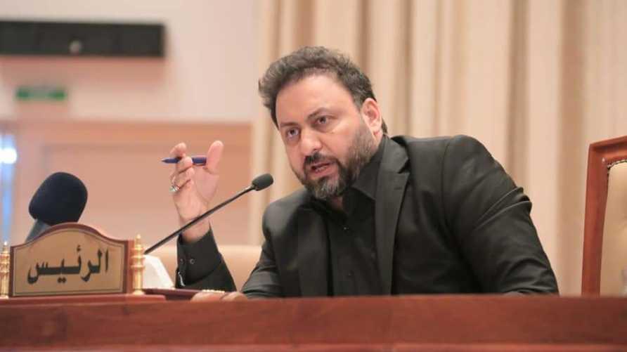 نائب رئيس البرلمان العراقي حسن الكعبي