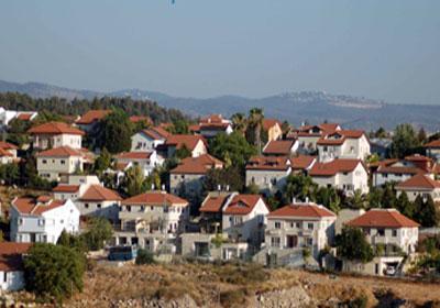 المستوطنات الإسرائيلية-أرشيفية