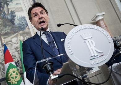 رئيس وزراء ايطاليا - ارشيفية