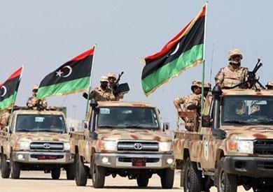 الجيش الليبي