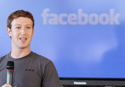 مارك زوكربيرج، مؤسس موقع التواصل الاجتماعي «فيس بوك»