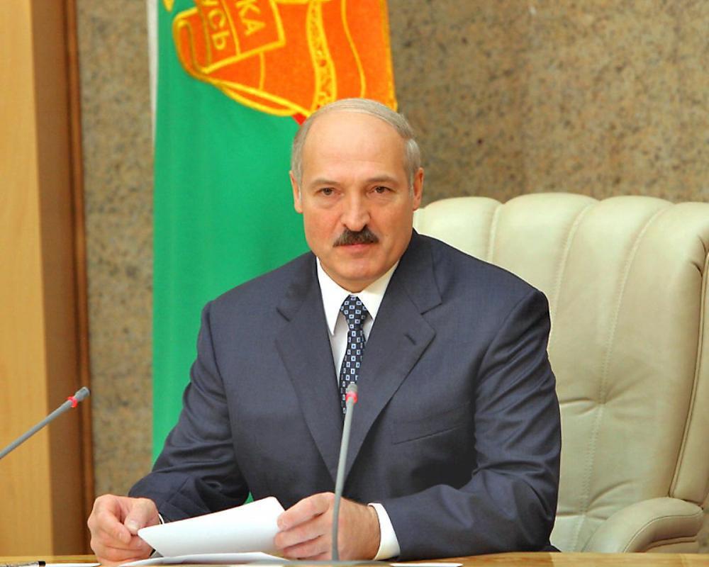 الرئيس البيلاروسي - ارشيفية