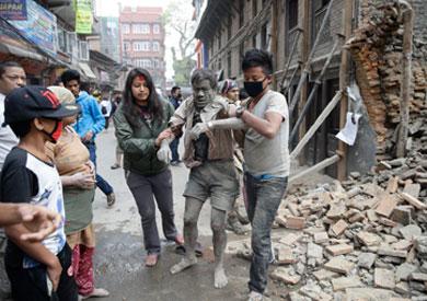 ارتفاع أعداد ضحايا الزلزال لأكثر من 4 آلاف قتيل