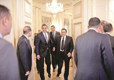 زيارة اوباما لمصر