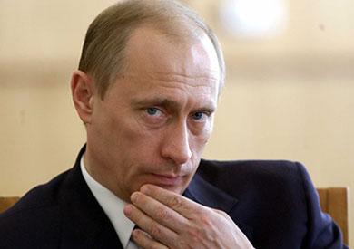 الرئيس الروسى، فلاديمير بوتين