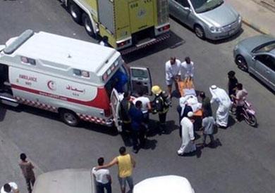السعودية: مقتل والقبض اثنين يشتبه Qatif-accident.jpg