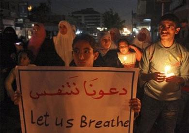 أزمة الكهرباء في غزة