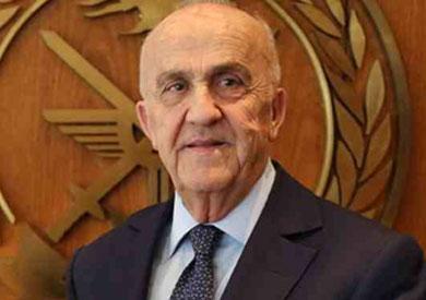 وزير الدفاع اللبناني سمير مقبل