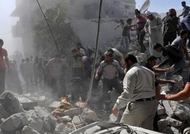 يتامى سوريين فقدوا أهاليهم فى الحرب يصلون إلي موسكو  لتعلم طريقة إزالة الألغام