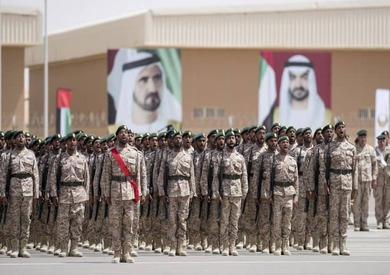 الجيش الإماراتي - صورة أرشيفية