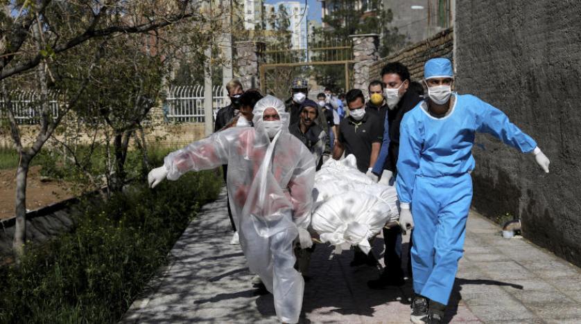 الكورونا في إيران - ارشيفية