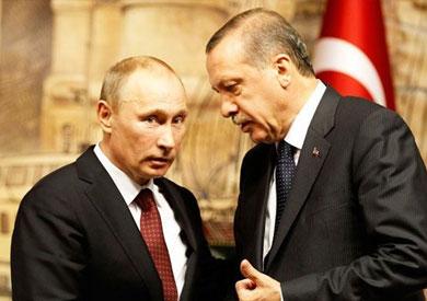 بوتين و أردوغان