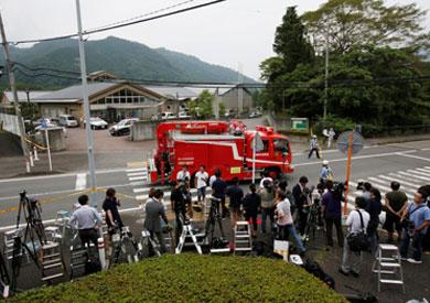 19 قتيلا في هجوم على مركز لرعاية المعوقين باليابان