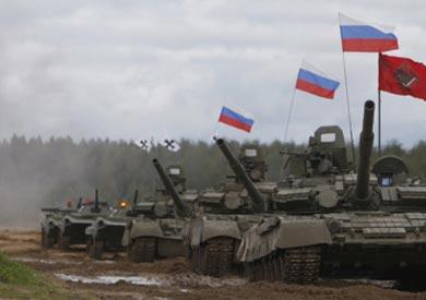 الجيش الروسي - ارشيفية