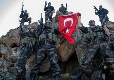 الجيش التركي - ارشيفية