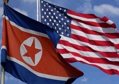 امريكا وكوريا - ارشيفية