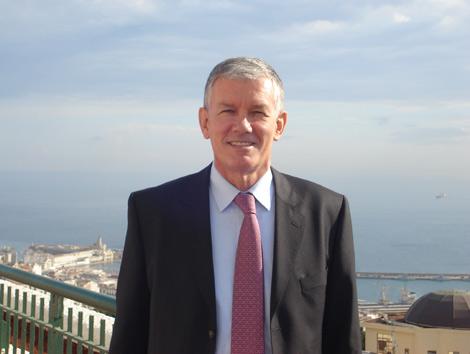السفير الفرنسي اندريه باران
