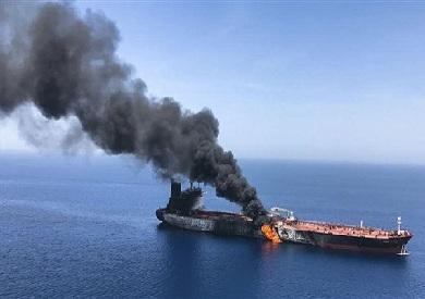 حكومات الغرب تواجه مأزقاً في الرد على الهجوم على ناقلة النفط