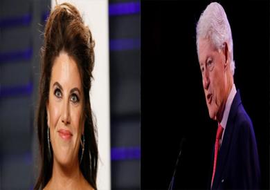 بيل كلينتون ومونيكا لوينسكي