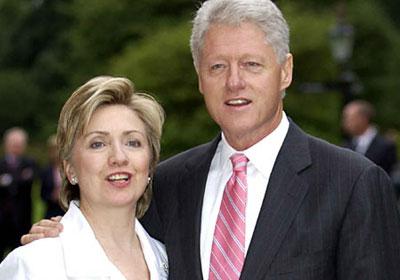 بيل كلينتون لا أستبعد احتمال خوض هيلاري سباق الرئاسة في 2016