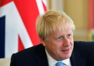 رئيس الوزراء البريطاني-بوريس جونسون