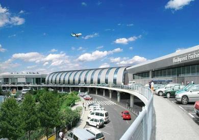 مطار بودابست