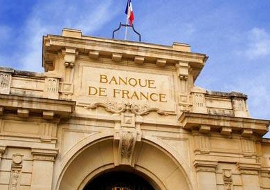 البنك المركزي الفرنسي