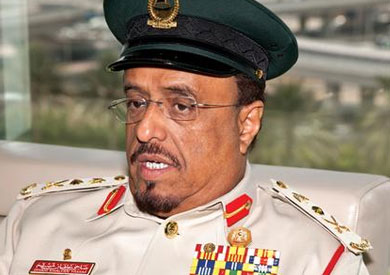 قائد شرطة دبي السابق، ضاحي خلفان