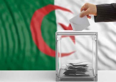الانتخابات الرئاسية في الجزائر