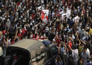انقلاب ميانمار - ارشيفية