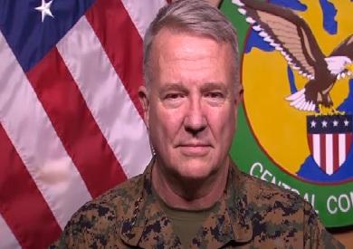 الجنرال فرانك ماكينزي