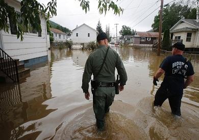 ارتفاع عدد ضحايا الفيضانات التي تضرب غربي القارة الأوروبية إلى 157 قتيلا على الأقل