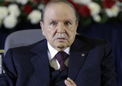 عبد العزيز بوتفليقة الرئيس الجزائري