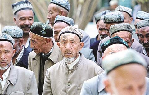 مسلمي الإيغور في الصين