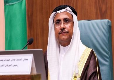 رئيس البرلمان العربي عادل بن عبدالرحمن العسومي