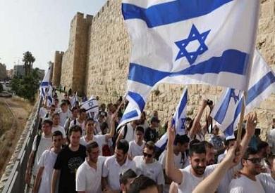 مسيرة أعلام في إسرائيل