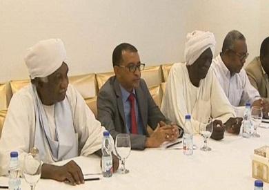 اجتماع قوى الحرية والتغيير السودانية