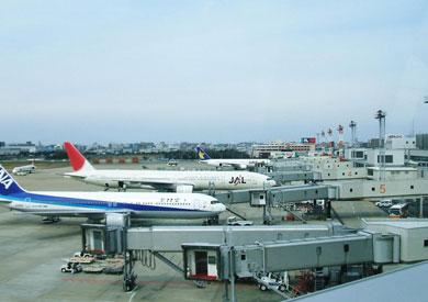 مطار كانساي