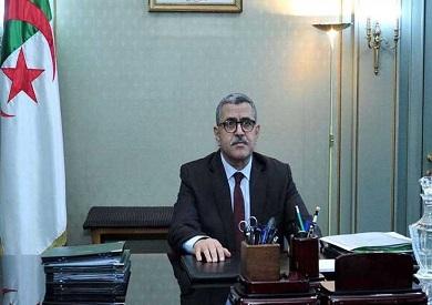رئيس الوزراء الجزائري، عبد العزيز جراد - ارشيفية