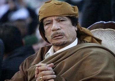 الرئيس الراحل معمر القذافي