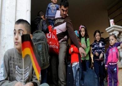 اللاجئون في ألمانيا