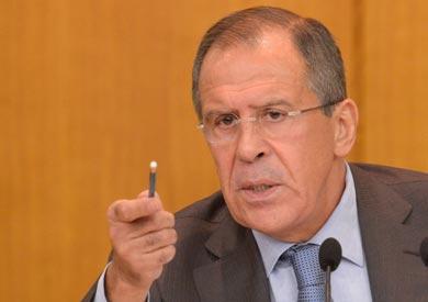 وزير الخارجية الروسي، سيرجي لافروف - ارشيفية