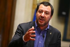 زعيم المعارضة اليميني المتطرف ماتيو سالفيني